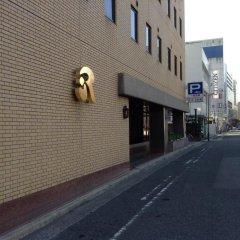 Reisenkaku Hotel Kawabata парковка