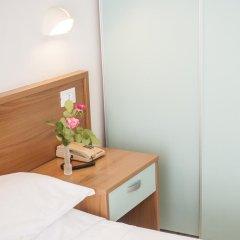 Отель Telstar 3* Стандартный номер с различными типами кроватей фото 5