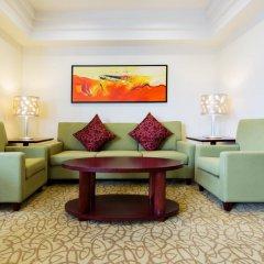 Отель Holiday Inn Shanghai Hongqiao Central 4* Представительский люкс с различными типами кроватей фото 7