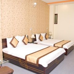 Dong Bao Hotel An Giang Стандартный номер с различными типами кроватей фото 6