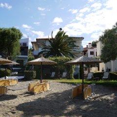 Отель Porto Psakoudia бассейн