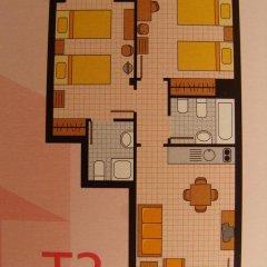 Отель Apartamentos Turisticos Verdemar Апартаменты фото 20