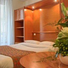 Отель Pavillon Courcelles Parc Monceau 3* Студия с различными типами кроватей фото 9