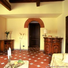 Отель Borgo Pinti Angels Апартаменты с различными типами кроватей