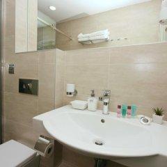 Hotel Oresti Center 3* Стандартный номер с различными типами кроватей фото 7