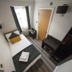 Отель St Georges Inn Victoria 3* Стандартный номер с различными типами кроватей фото 10