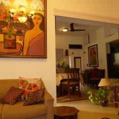 Отель Mayas Nest Индия, Нью-Дели - отзывы, цены и фото номеров - забронировать отель Mayas Nest онлайн интерьер отеля фото 3