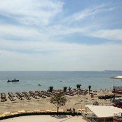 Отель Heaven Lux Apartments Болгария, Солнечный берег - отзывы, цены и фото номеров - забронировать отель Heaven Lux Apartments онлайн пляж