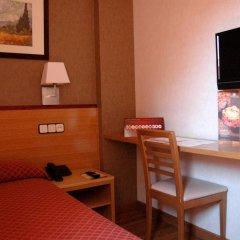 Отель Catalonia Park Güell 3* Стандартный номер с различными типами кроватей фото 4
