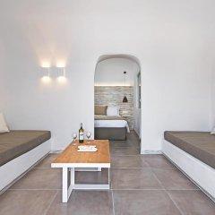 Отель Athina Luxury Suites 4* Люкс повышенной комфортности с различными типами кроватей фото 27
