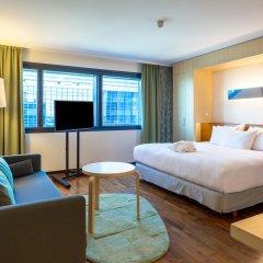 Отель Hilton Helsinki Airport 4* Стандартный номер с различными типами кроватей фото 3