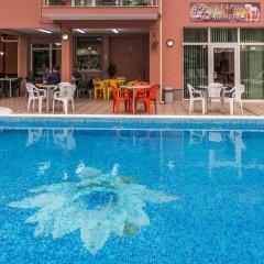 Family Hotel Venera Свети Влас бассейн фото 2