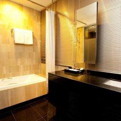 Отель Pietra Ratchadapisek Bangkok Таиланд, Бангкок - отзывы, цены и фото номеров - забронировать отель Pietra Ratchadapisek Bangkok онлайн ванная