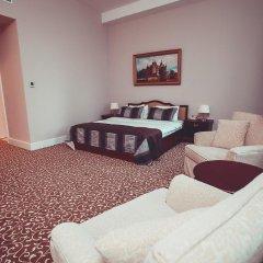 Гостиница Новомосковская 5* Студия с различными типами кроватей фото 8