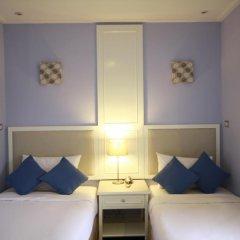 Hotel Alley 3* Улучшенный номер с двуспальной кроватью фото 21