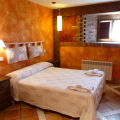 Отель Posada El Pozo Рибамонтан-аль-Мар комната для гостей фото 5