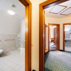 Villa Voyta Hotel & Restaurant Прага ванная