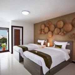 Отель Wattana Place 3* Номер Делюкс с 2 отдельными кроватями фото 3