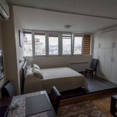 Апартаменты Mige Apartment комната для гостей фото 2