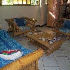 Отель Pension Armelle Bed & Breakfast Tahiti Французская Полинезия, Пунаауиа - отзывы, цены и фото номеров - забронировать отель Pension Armelle Bed & Breakfast Tahiti онлайн интерьер отеля