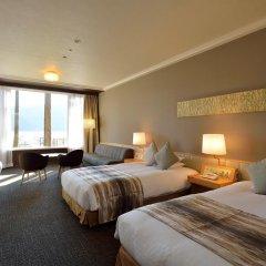 Отель The Prince Hakone Lake Ashinoko 4* Стандартный номер фото 2