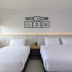 Отель Ruenthip Residence Pattaya 4* Улучшенный номер с различными типами кроватей фото 3