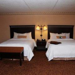 Отель Hampton Inn & Suites Staten Island 2* Стандартный номер с различными типами кроватей фото 2