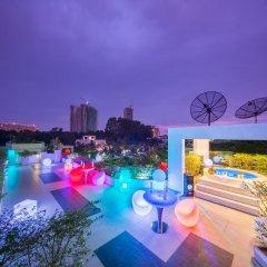 Отель Villas In Pattaya 5* Стандартный номер с различными типами кроватей фото 11