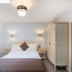 Отель Docklands Lodge London 3* Номер Делюкс с различными типами кроватей фото 3