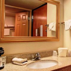 Отель Red Roof Inn Atlanta Six Flags 2* Стандартный номер с различными типами кроватей фото 2
