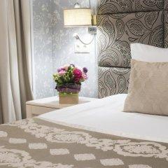 Гостиница Де Пари 4* Стандартный номер разные типы кроватей фото 2