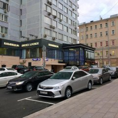 Апартаменты Apartments at Arbat Area Апартаменты с различными типами кроватей фото 4