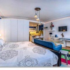 Апартаменты VIP Studio Castle комната для гостей