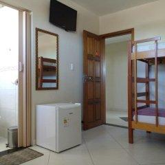 Отель Poupa Hotel Unidade Bairro Бразилия, Таубате - отзывы, цены и фото номеров - забронировать отель Poupa Hotel Unidade Bairro онлайн ванная фото 2