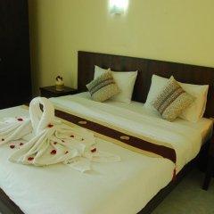 Отель Patong Palm Guesthouse Номер Делюкс разные типы кроватей