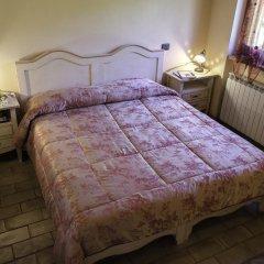 Отель Agriturismo Pompagnano Стандартный номер фото 6
