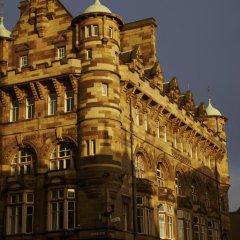 Отель Hilton Edinburgh Carlton 4* Номер Делюкс с 2 отдельными кроватями фото 4