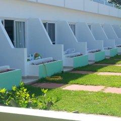 Отель Adelais Bay Протарас вид на фасад