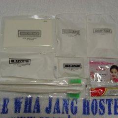 Saewha Hostel Стандартный номер с различными типами кроватей фото 6