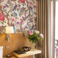 Hotel Cordelia 3* Номер Комфорт с двуспальной кроватью фото 9