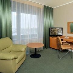 Гостиница Москва 4* Стандартный номер с двуспальной кроватью фото 14