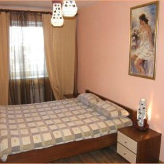 Апартаменты UA Rent Apartments in Podol Киев комната для гостей фото 2