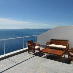 Отель Terrazas del Mar Испания, Курорт Росес - отзывы, цены и фото номеров - забронировать отель Terrazas del Mar онлайн пляж