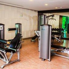 Отель Q Conzept фитнесс-зал фото 2