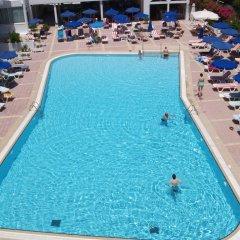 Отель Belair Beach Греция, Родос - 1 отзыв об отеле, цены и фото номеров - забронировать отель Belair Beach онлайн бассейн фото 3