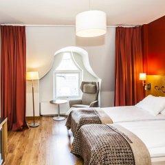 Отель Hotell Bondeheimen 3* Стандартный номер с двуспальной кроватью фото 11