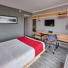 Отель City Express La Raza 3* Стандартный номер фото 8