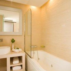 Отель Sentido Port Royal Villas & Spa - Только для взрослых 5* Бунгало с различными типами кроватей фото 3