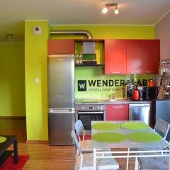 Отель WenderApart II Вроцлав питание