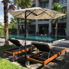 Отель The Sala Pattaya Паттайя бассейн фото 2